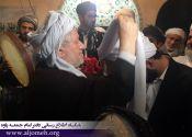 سفر ماموستا قادری و هیئت همراه به بیاره عراق / گزارش تصویری