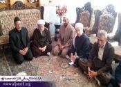 ماموستا قادری با خانواده شهید سردار حاج علیانی دیدار کردند.