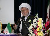 ماموستا قادری : نیروی انتظامی حافظ امنیت جامعه است.