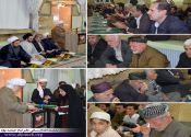 کلاس هفتگی مسجد قباء پاوه، شبی به یاد ماندنی را سپری کرد / گزارش مشروح و تصویری