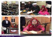 مهمانان کلاس هفتگی مسجد قباء، اشک حضار را جاری کردند./ گزارش