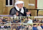 شروع مجدد کلاس های هفتگی مسجدقباء در سال ۹۵/ گزارش تصویری