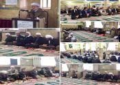 گردهمایی مدیران، مدرسین و طلاب مدارس علوم دینی شهرستان پاوه/ گزارش تصویری