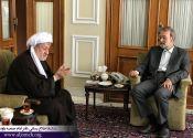 ماموستا قادری در دیدار با رئیس مجلس: بازگشایی مرز شوشمی خواسته اصلی مردم پاوه است / دستور رئیس مجلس برای پیگیری سریع و جدی بازگشایی مرز شوشمی