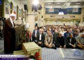 ماموستا قادری: در جنگ تحمیلی، مردم کرمانشاه علاوه بر عزیزانشان، اموال و املاک خود را نیز از دست دادند