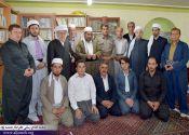 ستاد نماز جمعه پاوه به استقبال ماه مبارک رمضان رفت