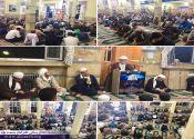 مراسم باشکوه شب ۲۷ رمضان المبارک – مسجد قباء پاوه / گزارش تشریحی - تصویری