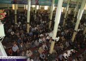 حضور پرشور مردم متدین پاوه در نماز جمعه / گزارش تصویری