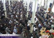 اقامه نماز جمعه ۳  شهریور ماه پاوه/ گزارش تصویری