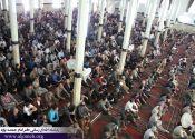 اقامه نماز جمعه ۲۴  شهریور ماه پاوه/ گزارش تصویری