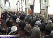 اقامه نماز جمعه ۲۸ مهر ماه پاوه/ گزارش تصویری