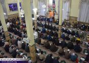 مسجد قباء پاوه به پیشواز ماه مبارک ربیع الاول رفت