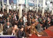 اقامه نماز جمعه ۲۶ آبان پاوه/ گزارش تصویری