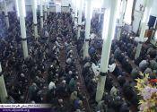 اقامه نماز جمعه ۳ آذرپاوه/ گزارش تصویری