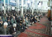 اقامه نماز جمعه ۱۵  دی ۹۶ پاوه / گزارش تصویری