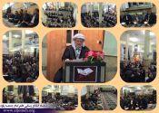کلاس هفتگی تفسیر قرآن و اخلاق اسلامی - مسجد قبا پاوه / گزارش تصویری